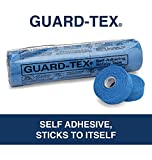 """Guard-Tex Finger Safety Tape (12 Rolls), 1"""", Green"""