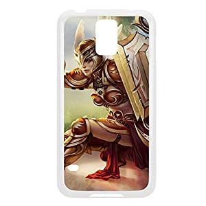Leona-002 League of Legends LoL For Case Iphone 6Plus 5.5inch Cover - Plastic White