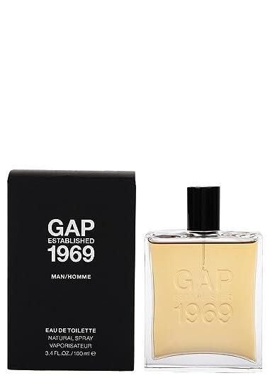 amazon com gap established 1969 cologne for men 3 4 ounce beauty