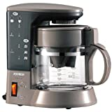 Zojirushi Coffee Cup - Cup Coffee Maker Communication About 1-4 Herb Brown] Ec-tb40-td (japan import)