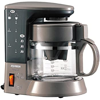 Amazon Com Zojirushi Ec Dac50 Zutto 5 Cup Drip