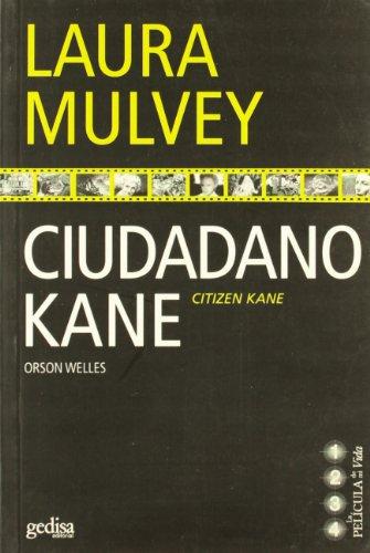 Descargar Libro Ciudadano Kane Laura Mulvey