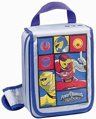 No Publisher Power Rangers Ninja Storm Mono correa bolsa ...