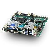 Jetway NF9QU Intel Haswell, Q87, vPro,TPM, Mini-ITX w/Dual Intel LAN, Onboard DC