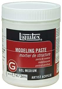 Liquitex Professional Modeling Paste Medium, 16-oz