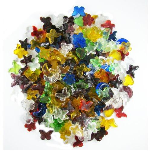 Jennifer s Mosaics 2-Pound Mega Mix Glas