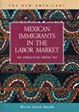 Mexican Immigrants in the Labor Market : The Strength of Strong Ties, Amado, Maria Luisa, 1593321333