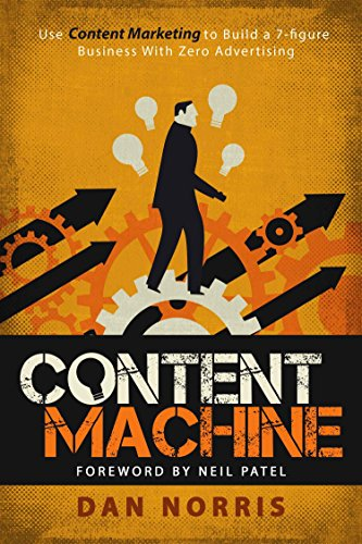Content Machine Marketing 7 figure Advertising ebook product image