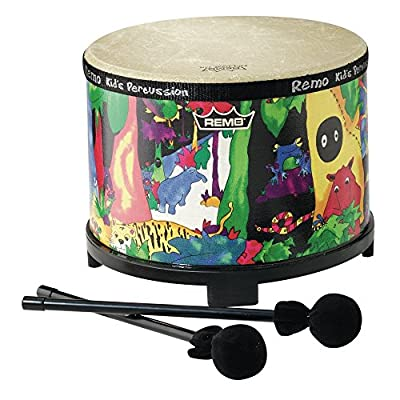 Remo Kids Percussion, Floor Tom, 10 Diameter with Mallet