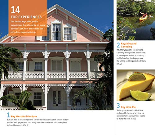 51JMBQbeWeL - Fodor's In Focus Florida Keys: with Key West, Marathon & Key Largo (Travel Guide)
