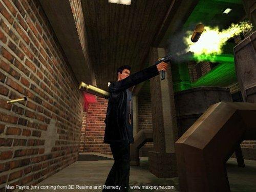 Amazon Com Max Payne Playstation 2 Playstation 2 Video Games