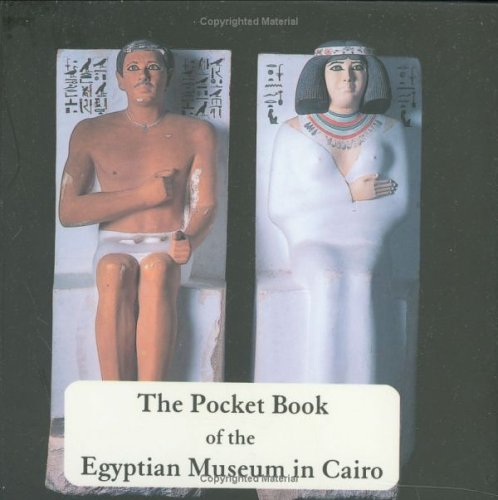 The Pocket Book of the Egyptian Museum in Cairo