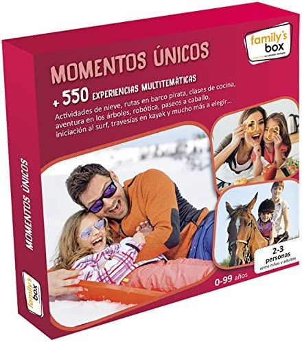 family box momentos unicos