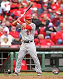Mike Trout Los Angeles Angels 2013 MLB Action Photo 8x10 #2