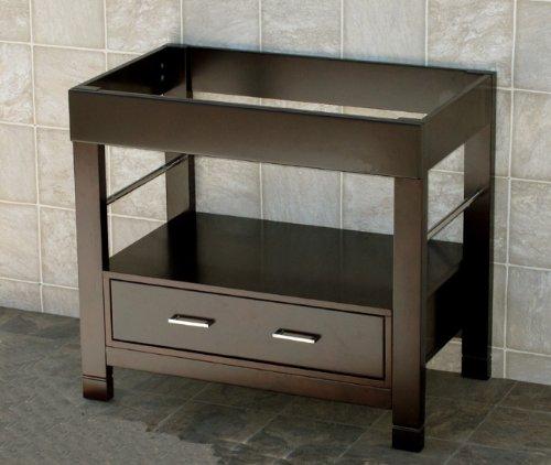 Solid wood Bathroom Vanity 36 Bathroom Vanity Cabinet white Quartz Top Sink Faucet CG 7241