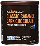 Double Dutch Dark Hot Chocolate Classic Carmel Dark Chocolate Premium Hot Chocolate