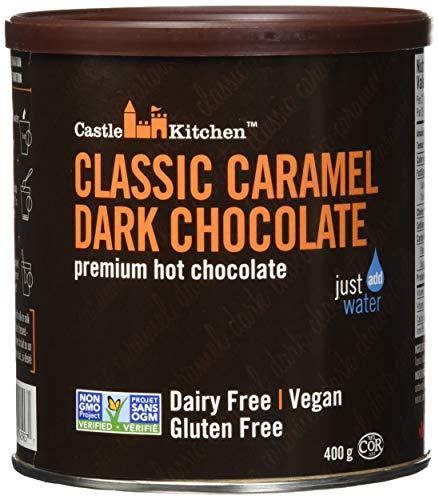 - Double Dutch Dark Hot Chocolate Classic Carmel Dark Chocolate Premium Hot Chocolate