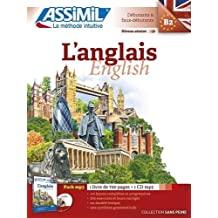 Assimil L'Anglais Pack (book plus cd MP3 (English for French Speakers) (French Edition) by Assimil Language Courses (2016-02-25)