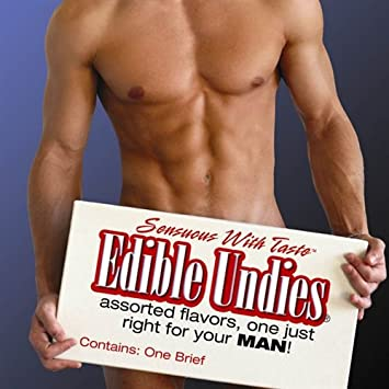 6255627b22cd Image Unavailable. Image not available for. Color: Edible Undies for Men - Pina  Colada ...