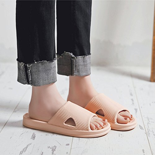 Slippers Ivory Shower slip Bathroom Mianshe Pool Adult Non Sandals Unisex Shoes Soft Slipper B Sole Mule Foams tq1nZwfAS