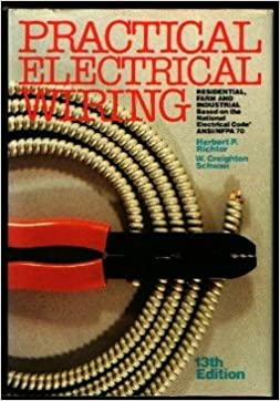 Strange Practical Electrical Wiring Residential Farm And Industrial H P Wiring Cloud Venetbieswglorg