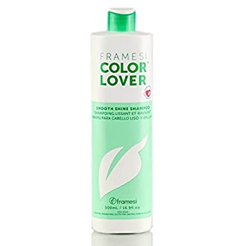 Framesi Color Lover Smooth Shine Shampoo, 16.9 Ounce