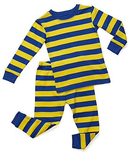 Yellow Boys Pajamas - 1