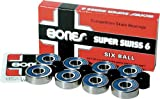 Bones Super Swiss 6 Competition Skate Bearings(8mm)
