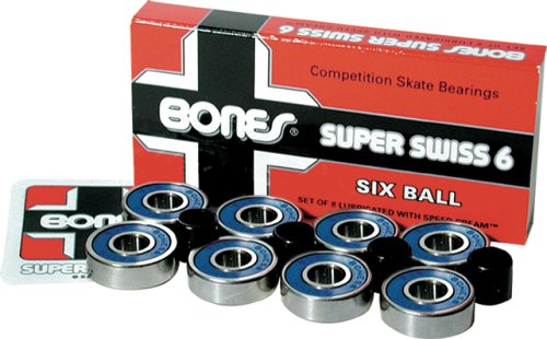 8mm Skate Bearings - 4