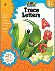 Trace Letters Workbook, Grades Preschool - K (Big Skills for Little Hands®)