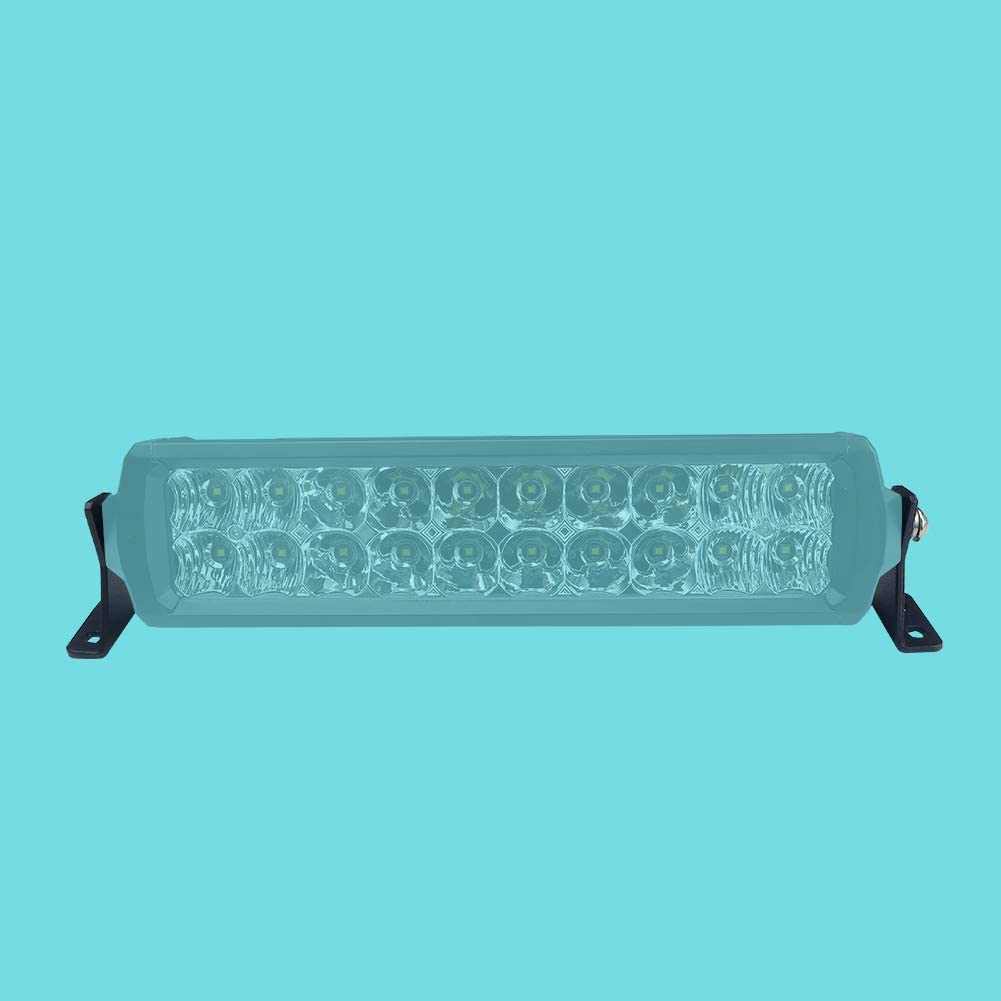 S5 Single Row Straight or Curve LED Light Bar Brackets 4WDKING Universal Fit Side Mounting Bracket