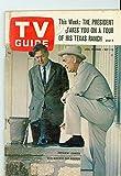 1966 TV Guide May 7 Lyndon Johnson - St. Louis