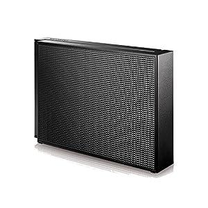 I-O DATA HDD 外付けハードディスク 4TB PC/テレビ録画/日本製/土日サポート EX-HD4CZ