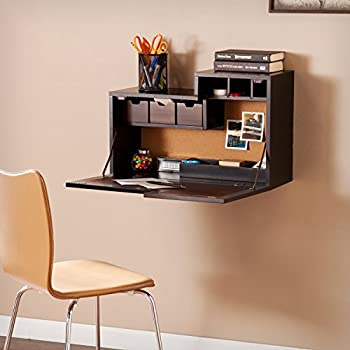 Amazoncom Lexford Wall Mount Desk Kitchen Dining