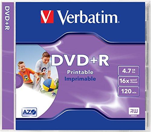 DVD-R 4.7GB 16X DataLifePlus by Verbatim (Image #1)