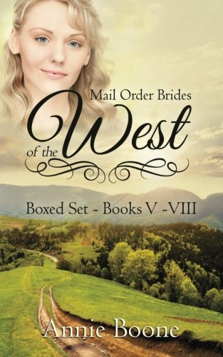 Download Mail Order Brides of the West: Books 5-8 pdf