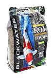 Blackwater Premium Koi and Goldfish Food Max Growth Diet 5lb, Medium Pellet