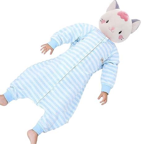 ZooBoo - Colcha para saco de dormir de bebé recién nacido bebé niña otoño algodón antikick