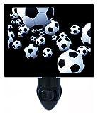 Night Light - Soccer Balls - Sports LED NIGHT LIGHT