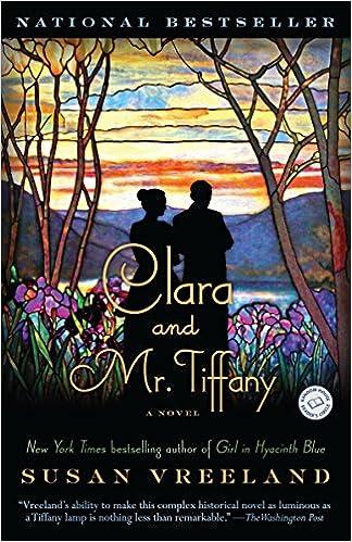 11714dc54d97 Amazon.com  Clara and Mr. Tiffany  A Novel (9780812980189)  Susan Vreeland   Books