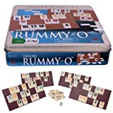 Wholesale Deluxe Rummy-O in Tin Box - Ages 6+