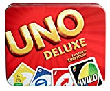 Mattel Games UNO Card Game Tin