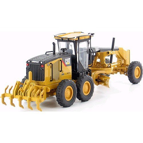 Norscot Cat 140M Motor Grader 1:50 Scale by Norscot