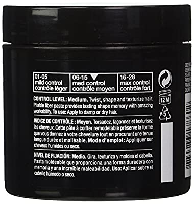 Redken Rewind 06 Pliable Styling Paste 5-Ounces Bottle