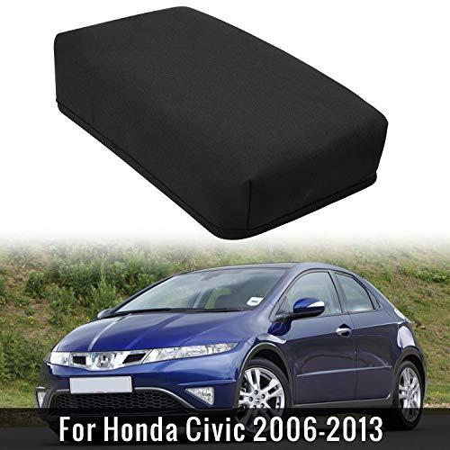 Seven Sparta Center Console Armrest Cover for Honda Civic 2006-2013, Waterproof Anti-Scratch Car Console Cover, Center Console Armrest Protector