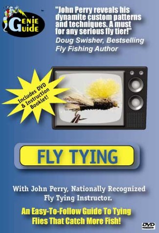 Genie Guide to Fly Tying