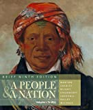 Bundle: a People and a Nation: a History of the United States, Brief Edition, Volume I, 9th + CourseReader: U. S. History Printed Access Card : A People and a Nation: a History of the United States, Brief Edition, Volume I, 9th + CourseReader: U. S. History Printed Access Card, Norton and Norton, Mary Beth, 1111870098