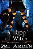 Bargain eBook - A Drop of Witch