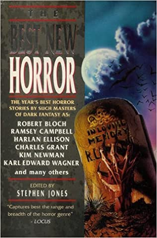 book cover of The Best New Horror 6
