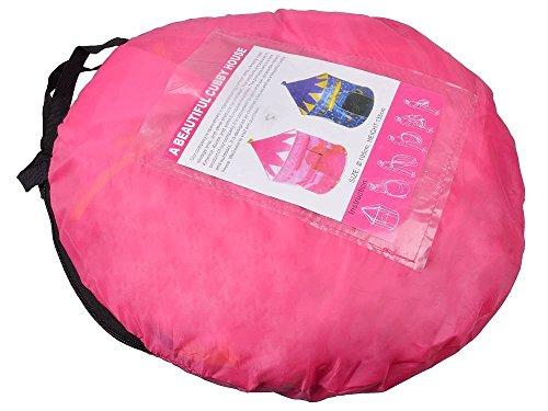 CITY Pink Castle Play Tent Folding Princess Play Tent/Kids Playhouse Castle Game Play TenFor Children Kids-Indoor / Outdoor Amazon.ca Home u0026 Kitchen  sc 1 st  Amazon.ca & CITY Pink Castle Play Tent Folding Princess Play Tent/Kids ...